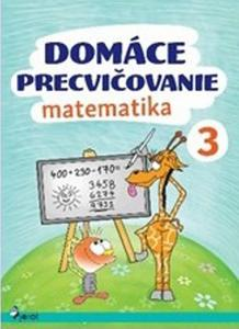 Obrázok Domáce precvičovanie matematika 3