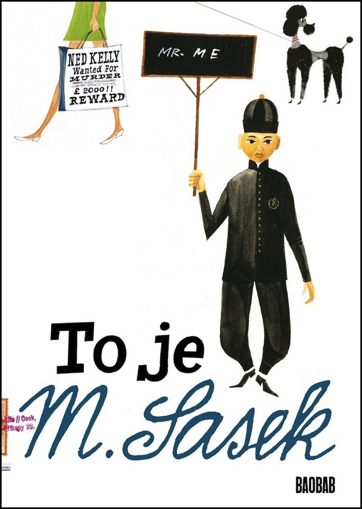To je M. Šašek - Miroslav Šašek, Juraj Horváth