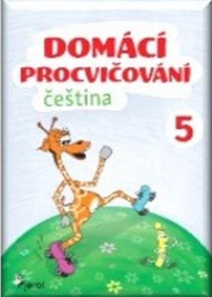 Domácí procvičování čeština 5 - Petr Šulc