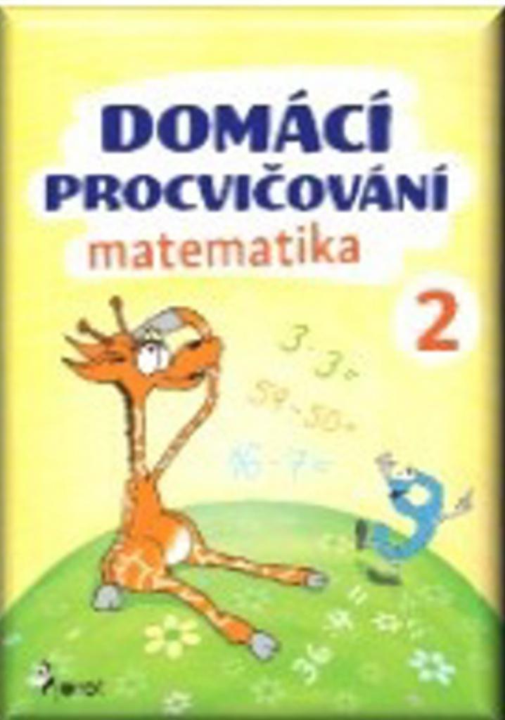 Domácí procvičování matematika 2 - Petr Šulc