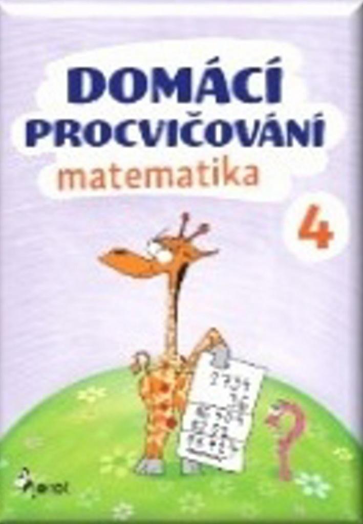 Domácí procvičování matematika 4 - Petr Šulc