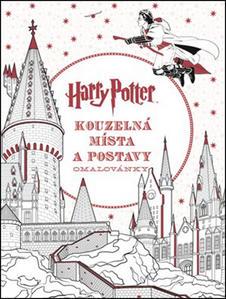 Obrázok Harry Potter Kouzelná místa a postavy