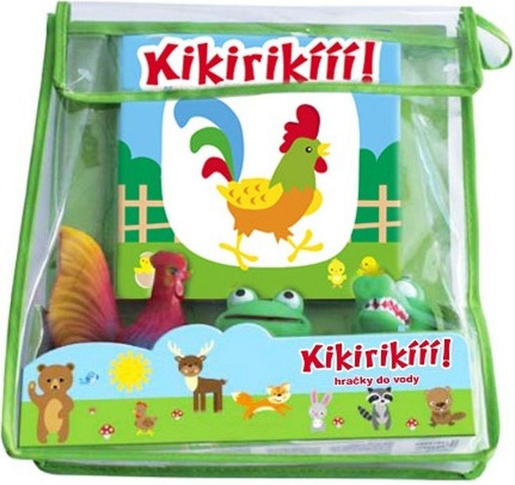 Kikirikííí! Hračky do vody