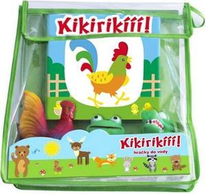 Obrázok Kikirikííí! Hračky do vody