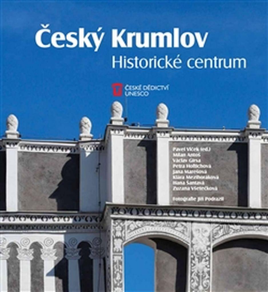 Český Krumlov Historické centrum - Pavel Vlček
