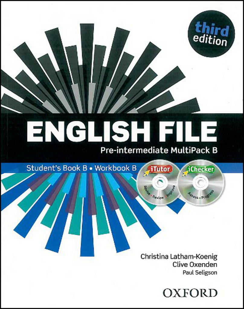 English File Third Edition Pre-intermediate Multipack B - Clive Oxenden