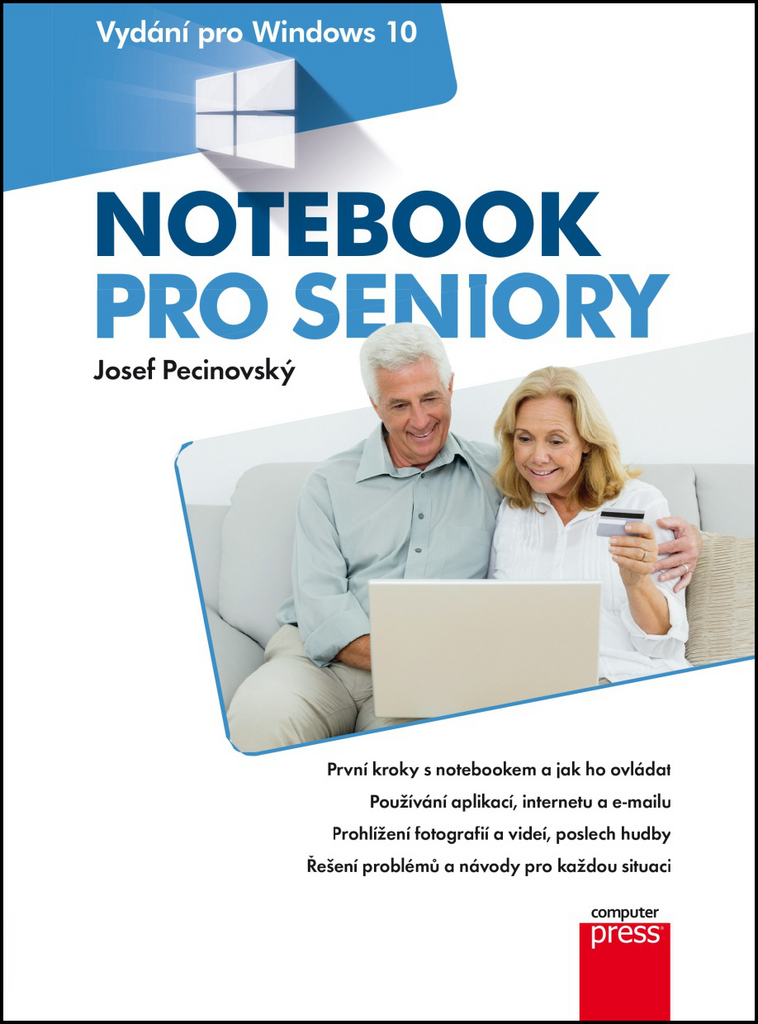 Notebook pro seniory Windows 10 - Josef Pecinovský
