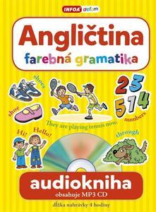 Obrázok Angličtina Farebná gramatika