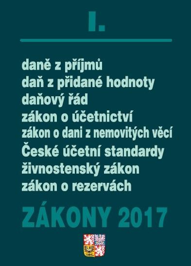 Zákony 2017 I.