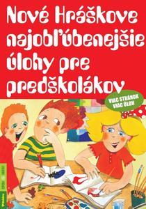 Obrázok Nové Hráškove najobľúbenejšie úlohy pre predškolákov