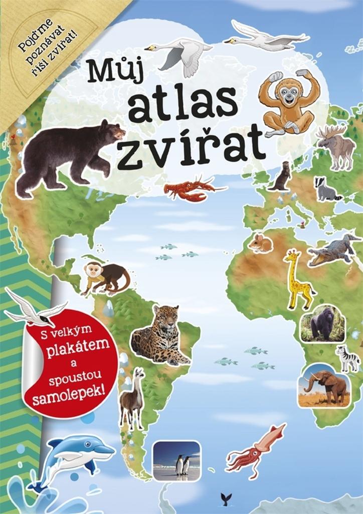 Můj atlas zvířat - Galia Lami Dozo - van der Kar