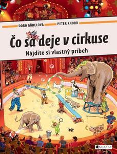 Obrázok Čo sa deje v cirkuse