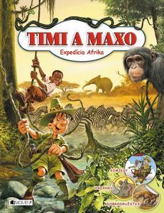 Obrázok TIMI A MAXO Expedícia Afrika