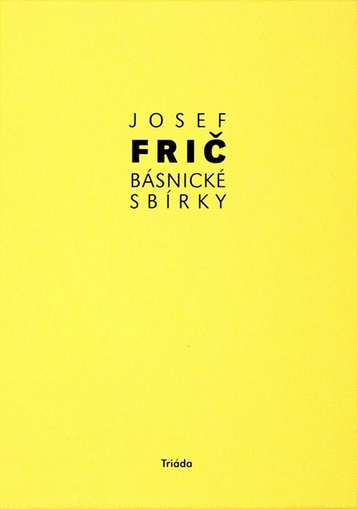 Básnické sbírky - Josef Frič