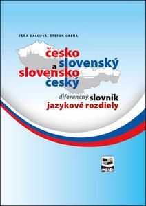 Obrázok Česko-slovenský a slovensko-český diferenčný slovník jazykové rozdiely