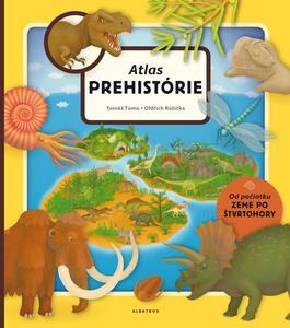 Obrázok Atlas prehistorie pre deti