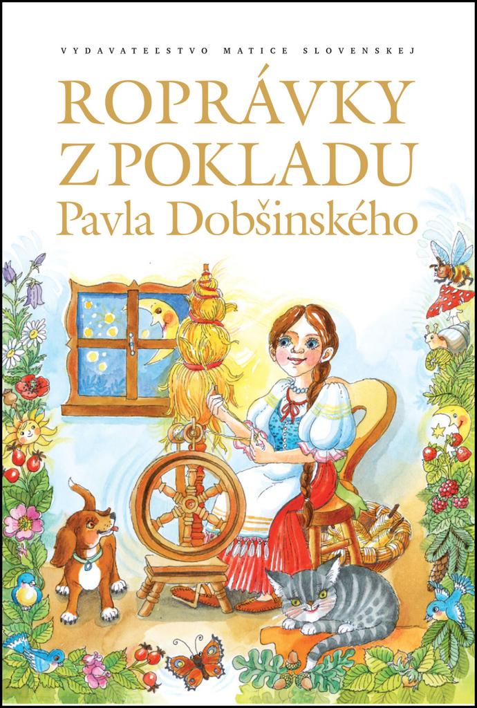 Rozprávky z pokladu Pavla Dobšinského - Peter Mišák