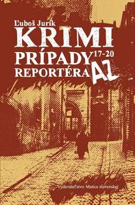 Obrázok Krimi prípady reportéra AZ 17 - 20