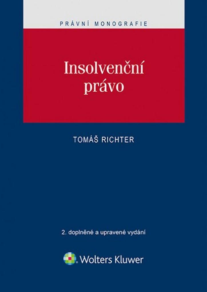 Insolvenční právo - Tomáš Richter