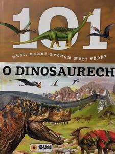 Obrázok 101 věcí, které bychom měli vědět o Dinosaurech