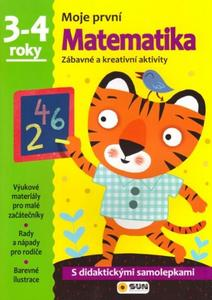 Obrázok Moje první Matematika 3-4 roky