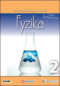 Obrázok Fyzika Pracovný zošit pre 6. ročník 2