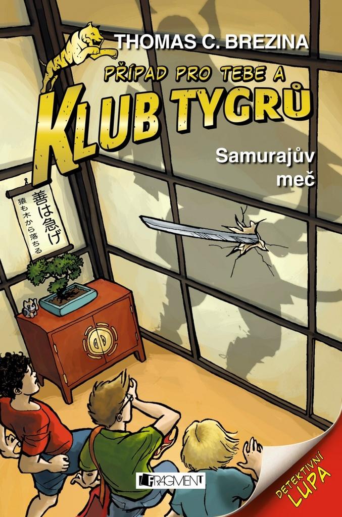 Klub Tygrů Samurajův meč - Thomas Brezina