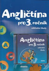 Obrázok Angličtina pro 3. ročník základní školy Učebnice + CD
