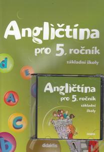 Obrázok Angličtina pro 5. ročník základní školy Učebnice + CD