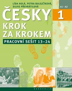 Obrázok Česky krok za krokem 1. Pracovní sešit: Lekce 13–24
