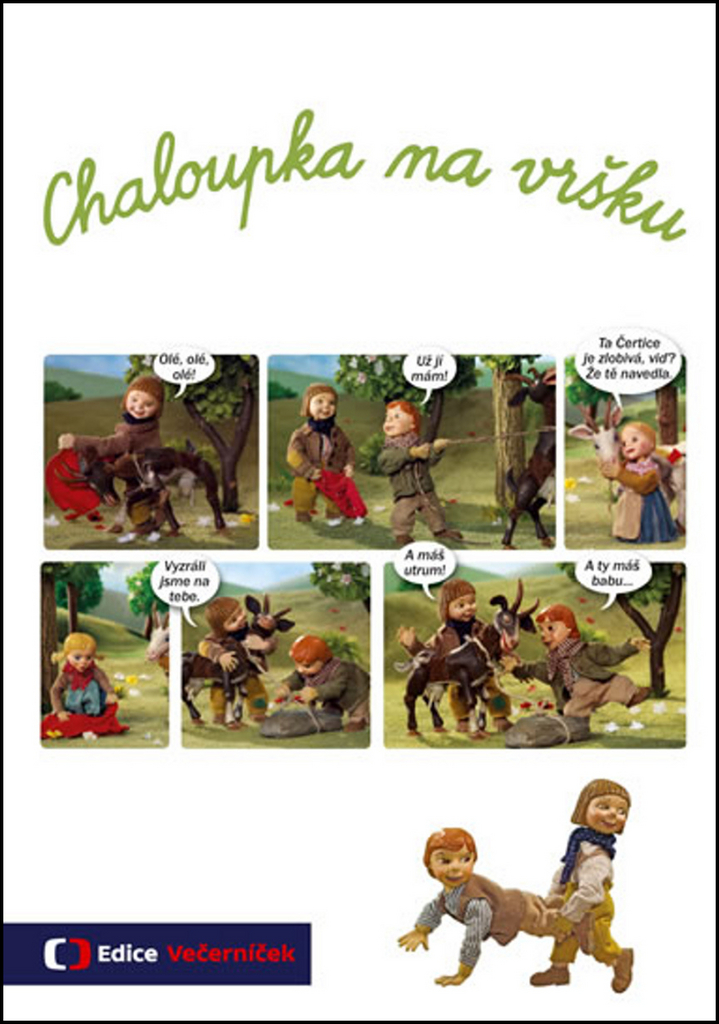 Chaloupka na vršku - Šárka Váchová