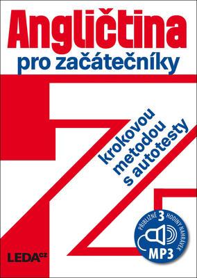 Obrázok Angličtina pro začátečníky krokovou metodou,3.vyd.+1CD-MP3