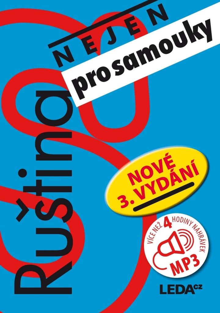 Ruština nejen pro samouky +3CD-MP3 - Anastasia Vasiljeva, I. Camutaliová, Věra Nekolová