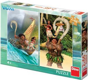 Obrázok Puzzle Vaiana