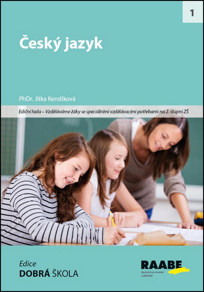 Český jazyk - PhDr. Jitka Kendíková