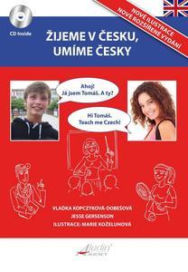 Obrázok Žijeme v Česku, umíme česky Angličtina