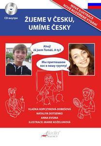 Obrázok Žijeme v Česku, umíme česky Ruština