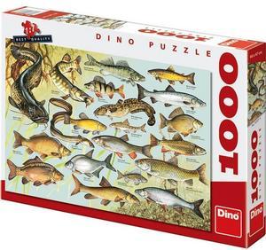 Obrázok Puzzle Ryby