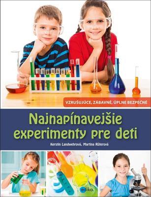 Obrázok Najnapínavejšie experimenty pre deti