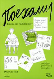 Obrázok Pojechali 1 pracovní sešit ruštiny pro ZŠ