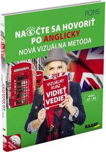 Obrázok Naočte sa hovoriť po anglicky + CD