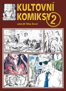 Obrázok Kultovní komiksy 2