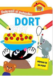 Obrázok Dokresli si pohádku Dort