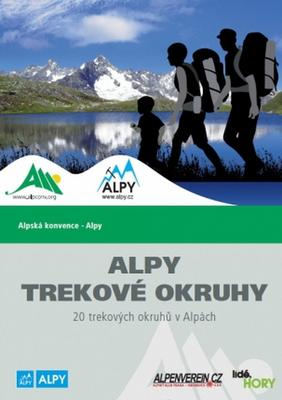 Obrázok Alpy Trekové okruhy