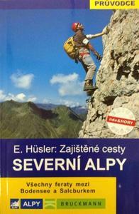Obrázok Severní Alpy Zajištěné cesty