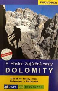 Obrázok Dolomity Zajištěné cesty
