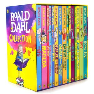 Obrázok Roald Dahl Collection 2016
