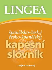 Obrázok Španělsko-český česko-španělský kapesní slovník
