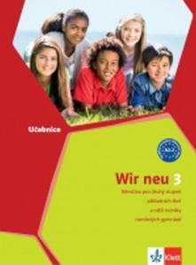 Obrázok Wir neu 3 Učebnice