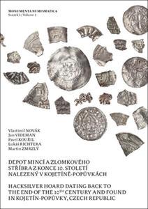 Obrázok Depot mincí a zlomkového stříbra z konce 10. století